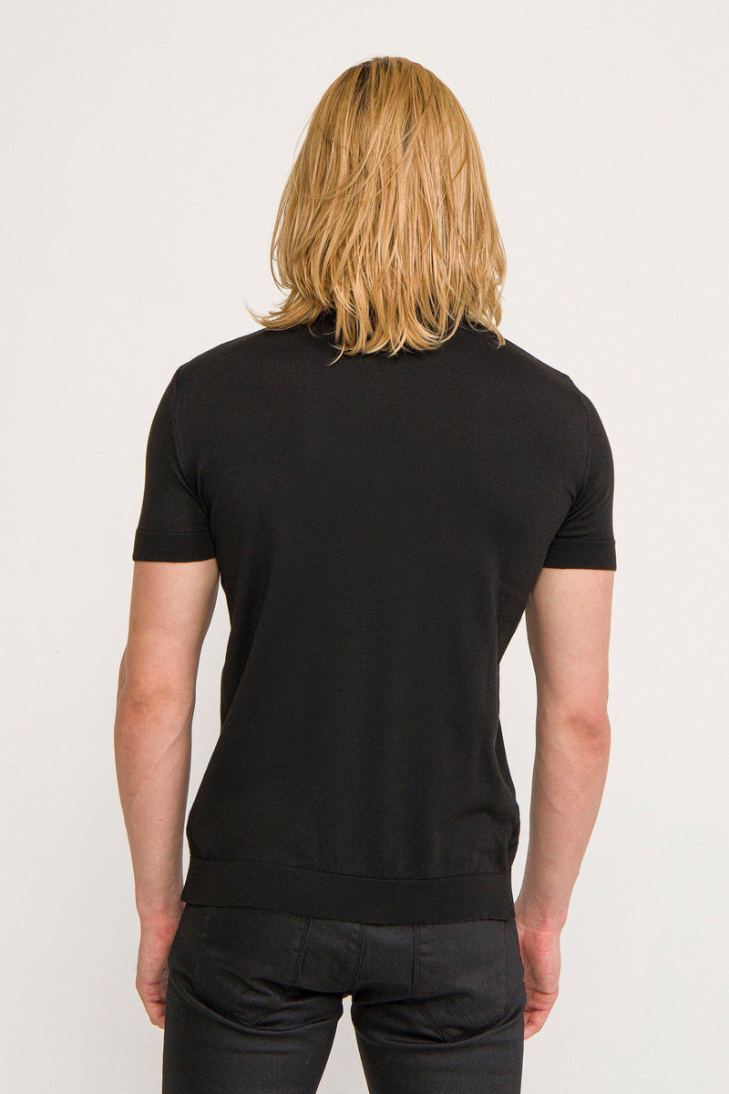 Polo Shirt - Black - Ron Tomson ?id=13860742299733