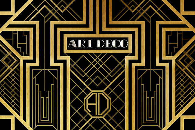 Meaning and value in graphic design art deco - What is art deco style ...