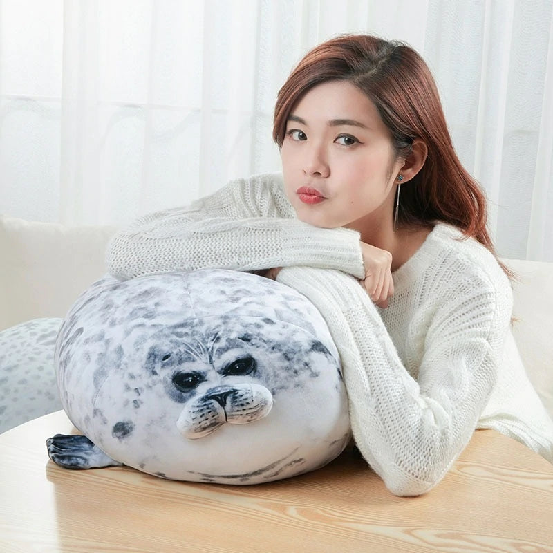 Stubby Seal™ Official Plush