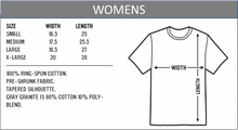 Load image into Gallery viewer, College T-Shirt (Ladies)