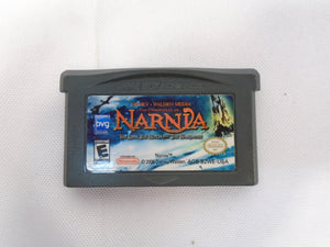 The Chronicles of Narnia: The Lion, The Witch and The Wardrobe - Nintendo Game Boy Advance
