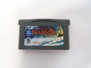 The Chronicles of Narnia: The Lion, The Witch and The Wardrobe - Nintendo Game Boy Advance - Good Condition