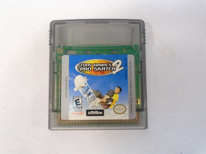 Tony Hawk's Pro Skater 2 (Nintendo Game Boy Color)