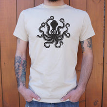 Load image into Gallery viewer, Minoan Octopus T-Shirt (Mens)