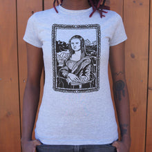Load image into Gallery viewer, Mona Lisa T-Shirt (Ladies)