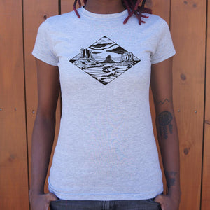 Monument Valley T-Shirt (Ladies)