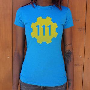 One One One Vault T-Shirt (Ladies)