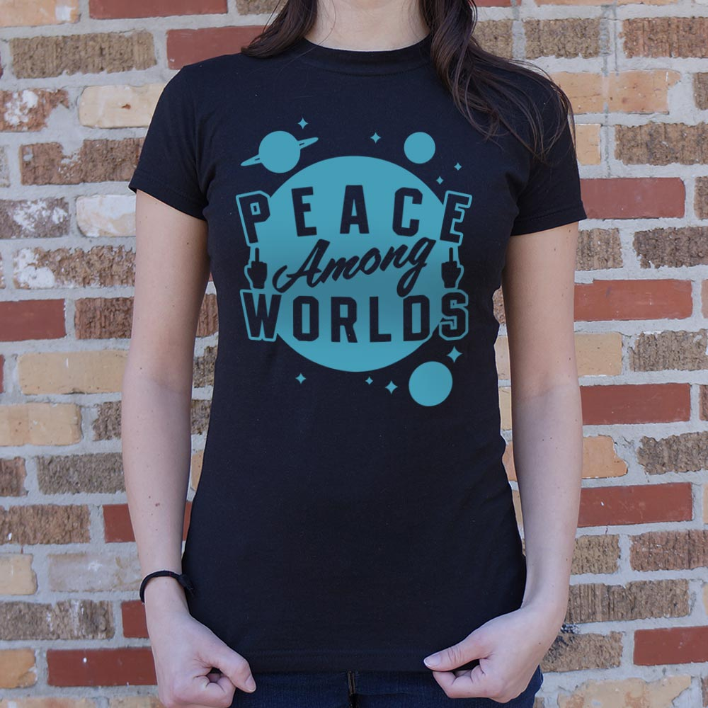 Peace Among Worlds T-Shirt (Ladies)