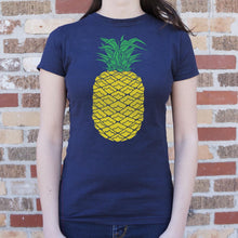 Load image into Gallery viewer, Pineapple T-Shirt (Ladies)