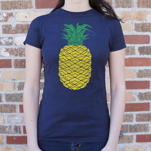 Pineapple T-Shirt (Ladies)