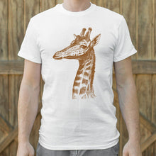 Load image into Gallery viewer, Placid Giraffe T-Shirt (Mens)