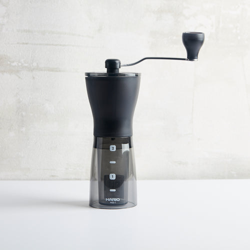 Hario MSS‑1B Mini Mill Slim Coffee Grinder