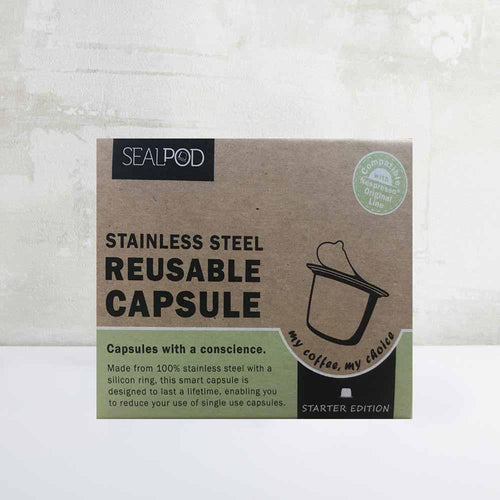 Sealpod - Reusable Nespresso Pod