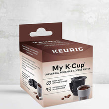Reusable K-Cup Coffee Combo