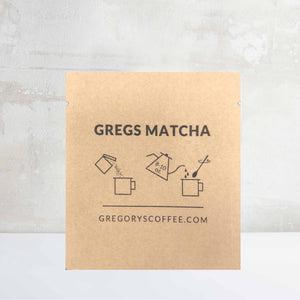 Single Serve Matcha - 6 packets