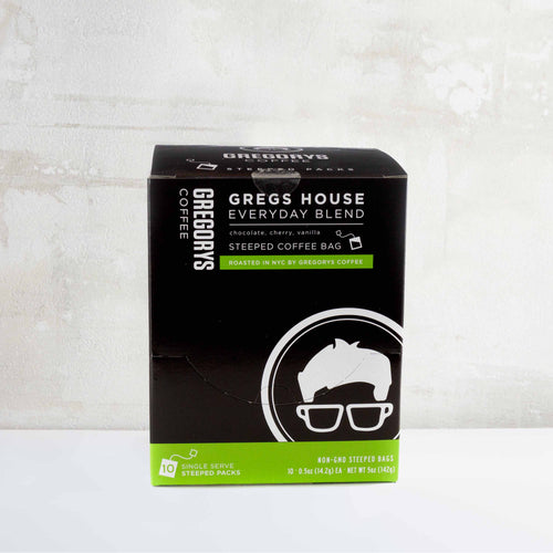 Steeped - Gregs House Blend