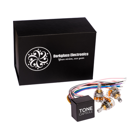 Tone Capsule: Onboard Preamp