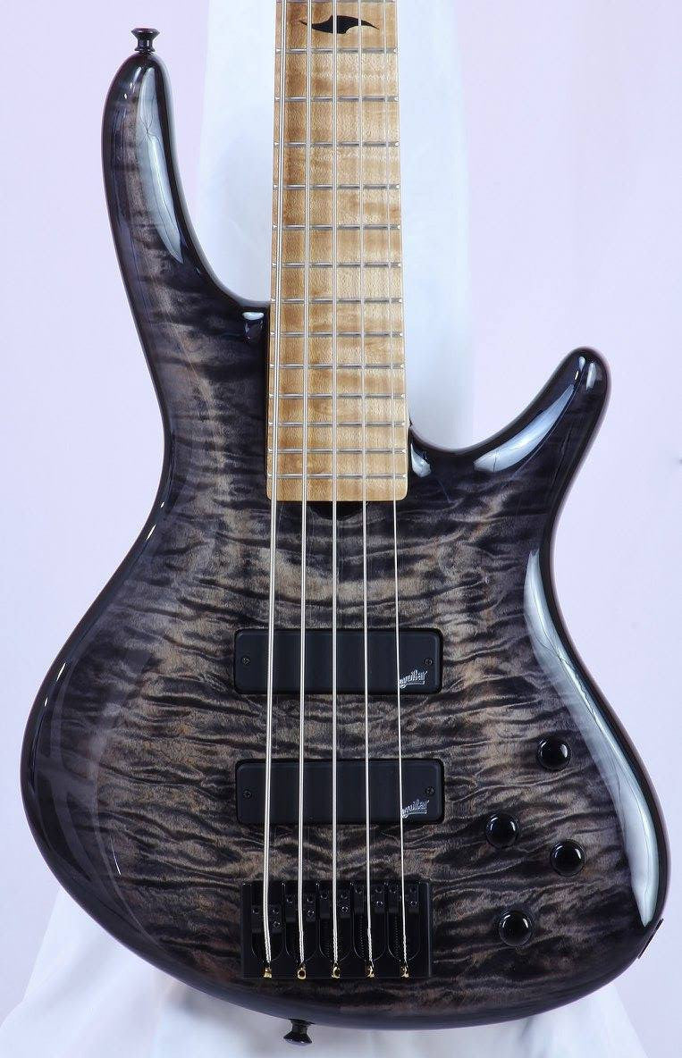 Roscoe Century Custom 5-String Fretted Bass