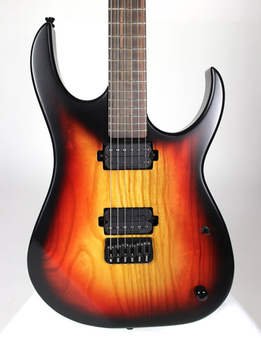 S7G Cobra 6 String Guitar: Sunburst