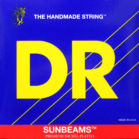 DR SUNBEAMS Nickel-Plated Bass Strings