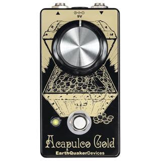 Acapulco Gold: Power Amp Distortion
