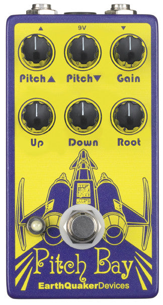 Pitch Bay: Dirty Polyphonic Harmonizer