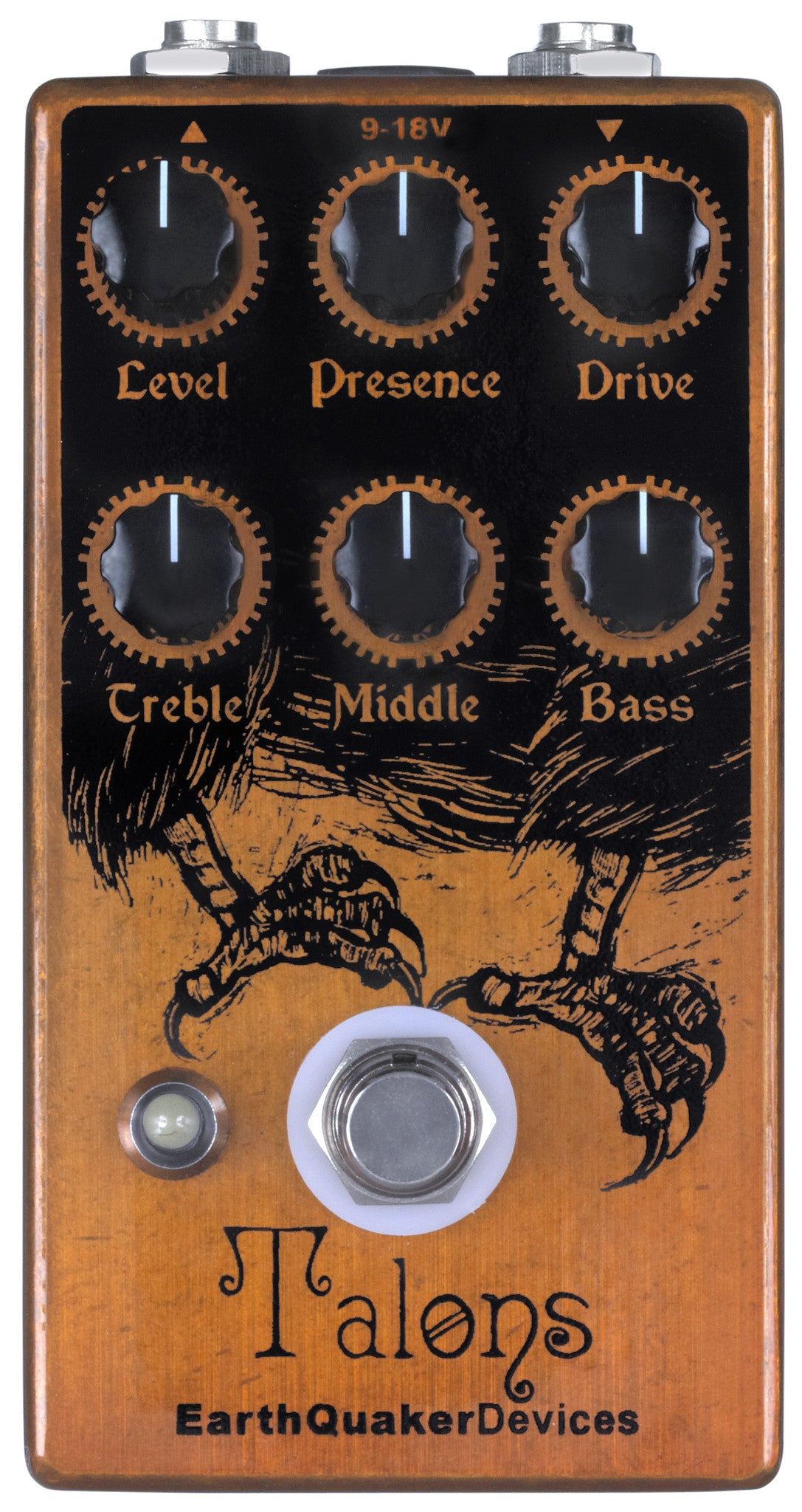 Talons: High Gain Overdrive