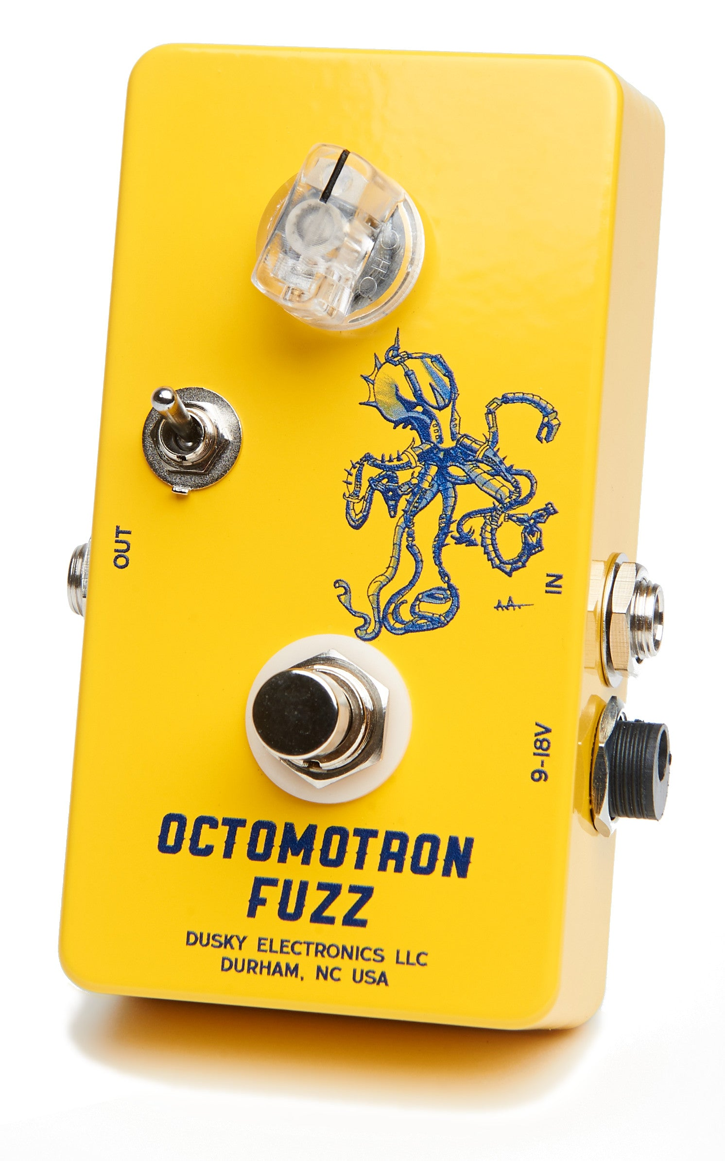 Octomotron: Fuzz