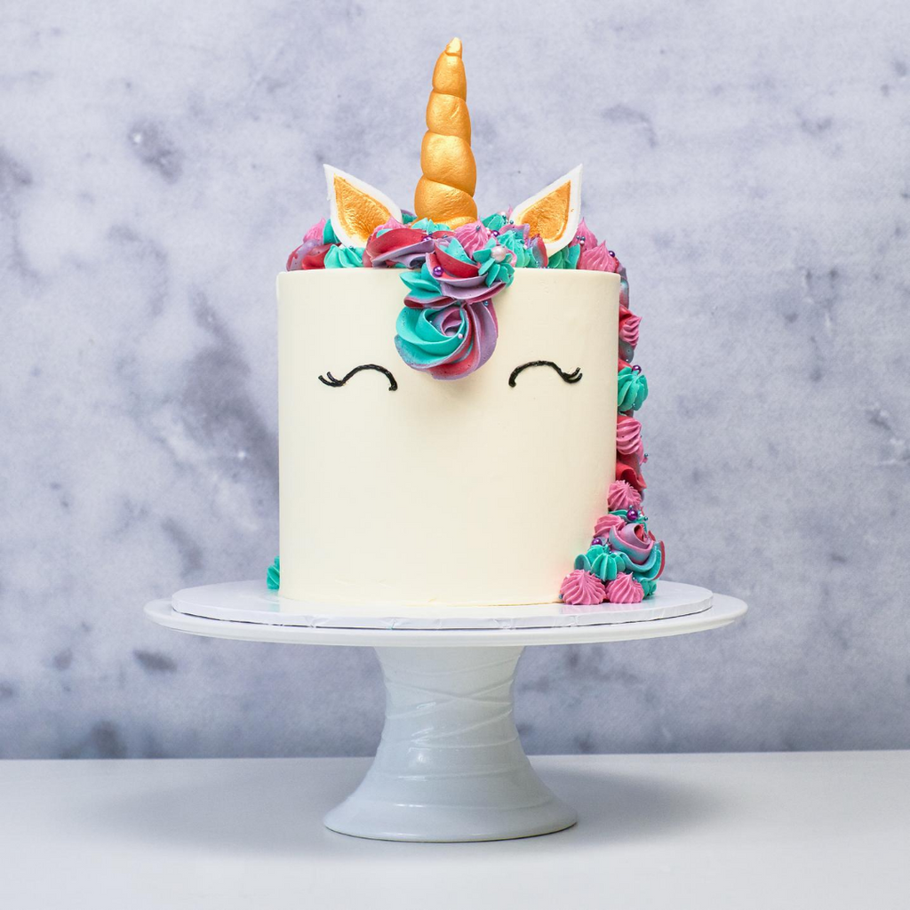Unicorn Magic Passiontree Velvet Cake