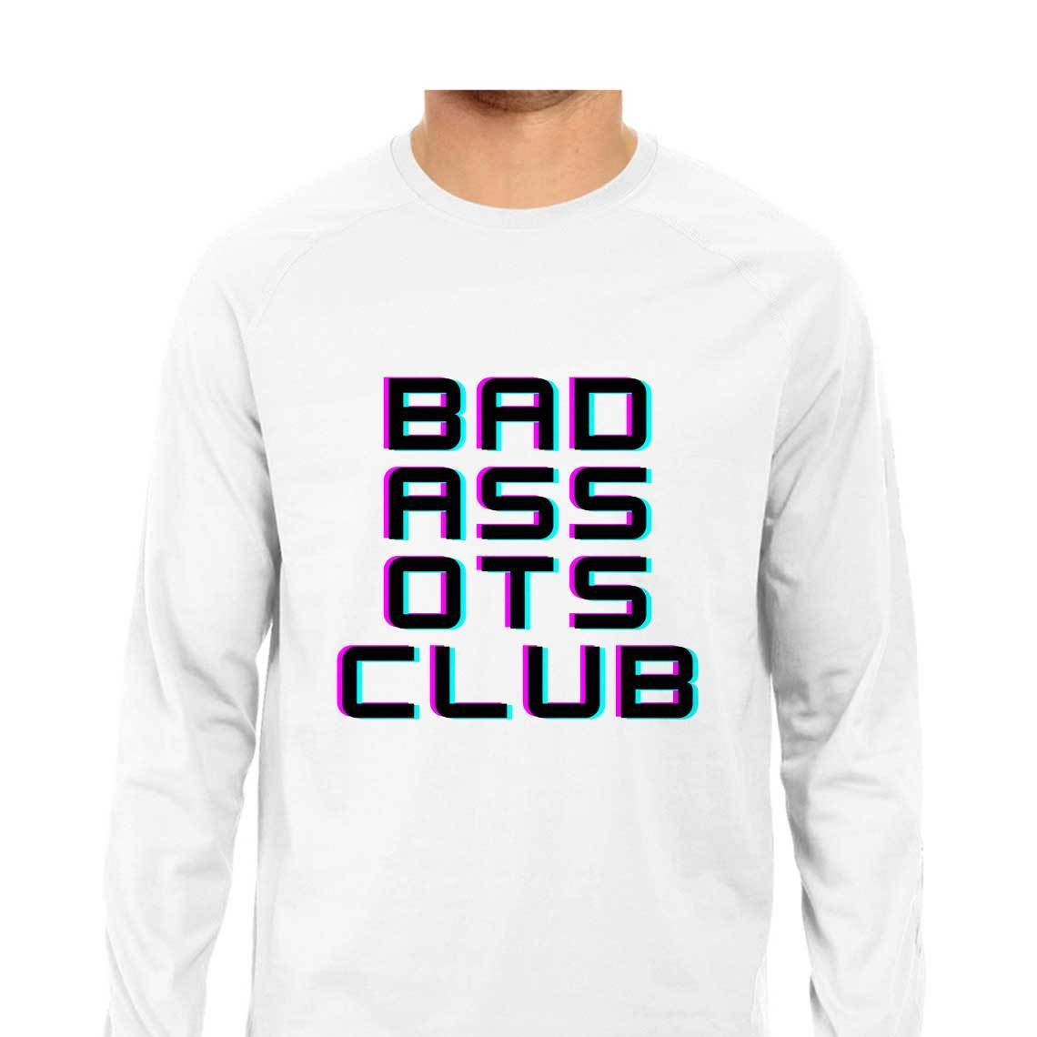BADASS OTs CLUB (BLACK) - The OT Shop