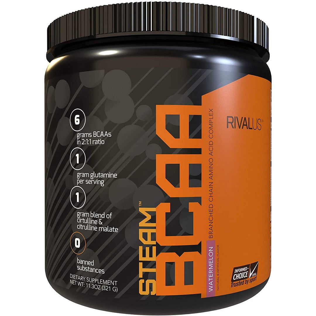 STEAM BCAA 321g 30 Servings