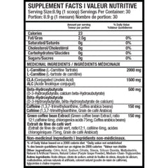 Keto Fire 30 Servings - Gorilla Jack Supplements Canada