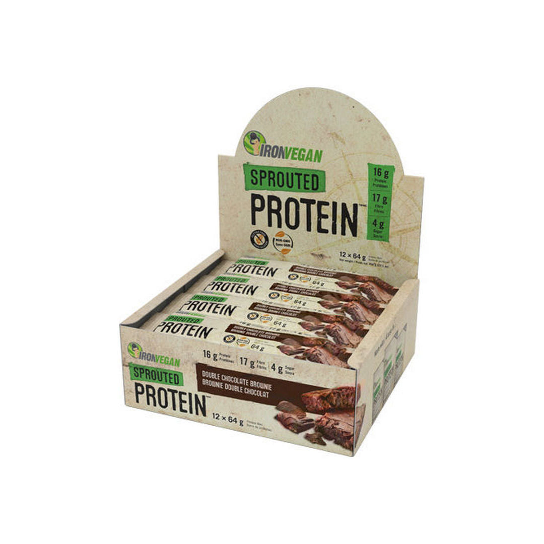 Sprouted Protein Bars BOX - Peanut Butter