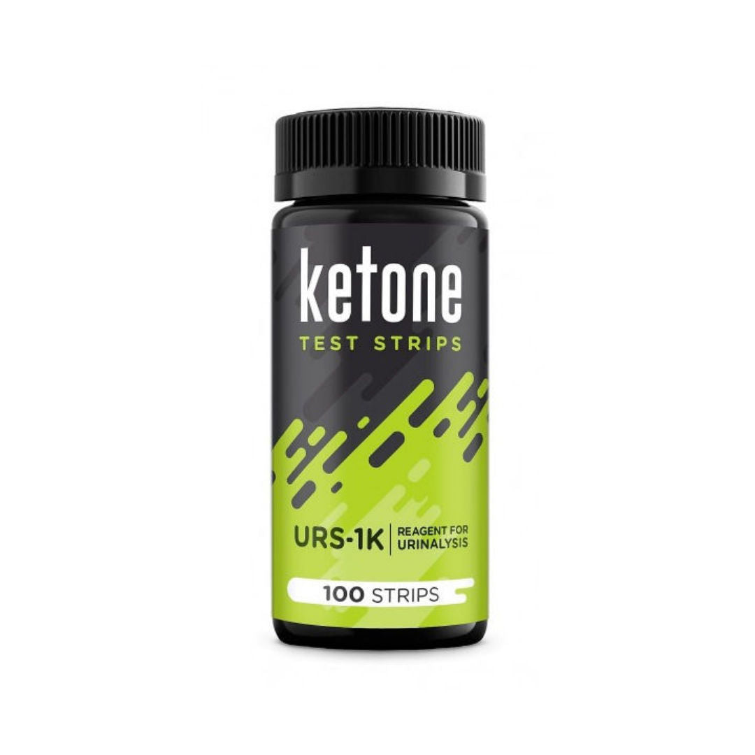 Ketone Test Strips - Gorilla Jack Supplements Canada