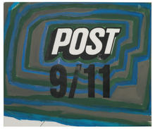 Load image into Gallery viewer, POST 9/11 PAINTING