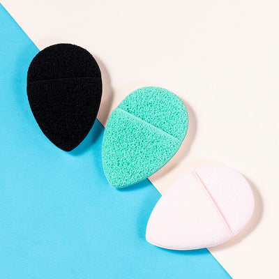 1Pc Reusable Cotton Makeup Remover Daily Wash Face Thick Wipe Pads Washable Facial Brush Pad for Cleaning Blackheads