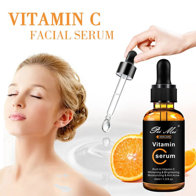 30ml Facial Repair Skin Serum Retinol Vitamin C Serum Firming Anti Wrinkle Anti Aging Anti Acne Serum Skin Care