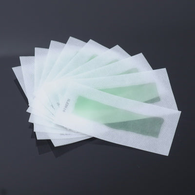 5pcs Face Body Hair Removal Remover Depilatory Wax Strips Papers Waxing Nonwoven