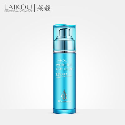 LAIKOU Multi effect Hydrating Emulsion Hyaluronic Acid Moisturizing Skin Care Whitening Anti Winkles Lift Firming facial lotion