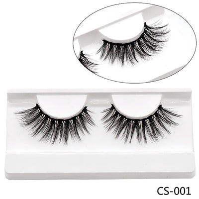 Magnetic Eyelashes Natural 3D Mink Eyelashes Magnetic Eyeliner Eyelash Curler Eyelash Extension Set Magnet Eye Lashes Makeup