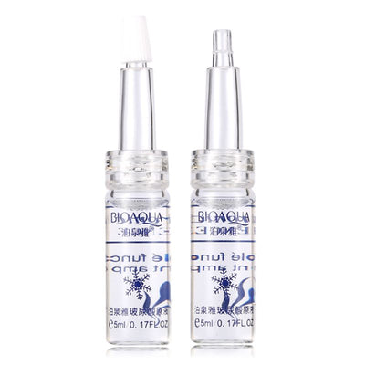 Moisturizing Hyaluronic Acid Vitamins Serum Facial Care Anti Wrinkle Anti Aging Collagen Liquid Nutrient ampoule Dropshipping