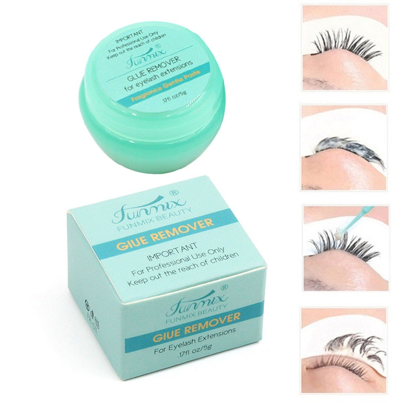 NEW Upgraded Version Funmix 5g Removal Eyelash Extension ...