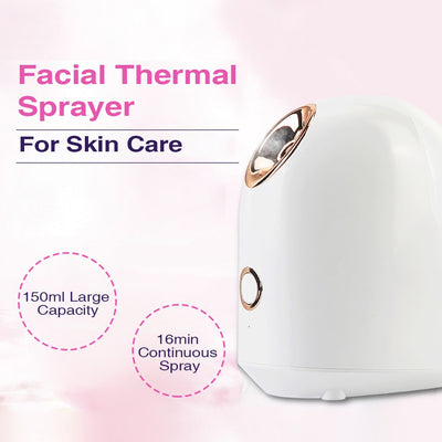 Face Steamer Facial Cleaner skin care tools massager Humidifier Hydrating Anti aging Wrinkle Women Beauty Skin Care Tools