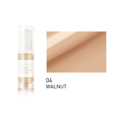 STAGENIUS Face Foundation Stick Makeup Oil control Full Coverage Liquid Moisturizing Concealer Waterproof Base Foundation