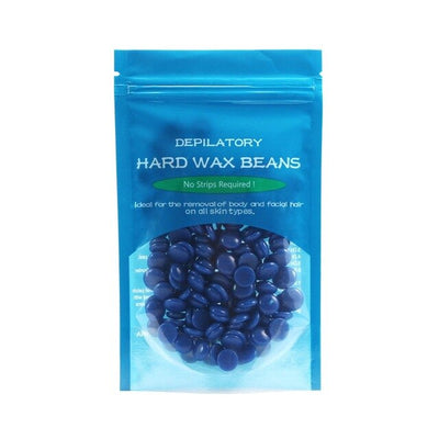 Hard Wax Beads Beans Waxing Hair Removal Hot Film No Strip Depilatory Depilatory Pearl Hard Wax Beans Brazilian Granules Hot