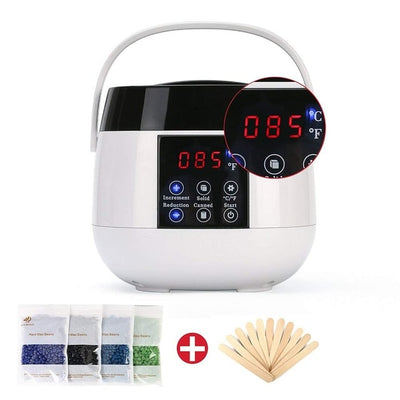 Hair Removal Tool Smart Professional Wax Heater Epilator Depilatory Skin Care Paraffin Wax Warmer Machine Kit