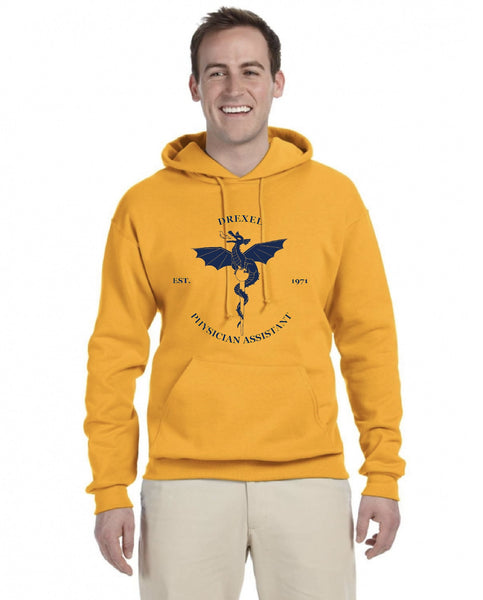 Dragon Hoodie - Gold