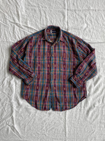 Southwest Flannel Shirt