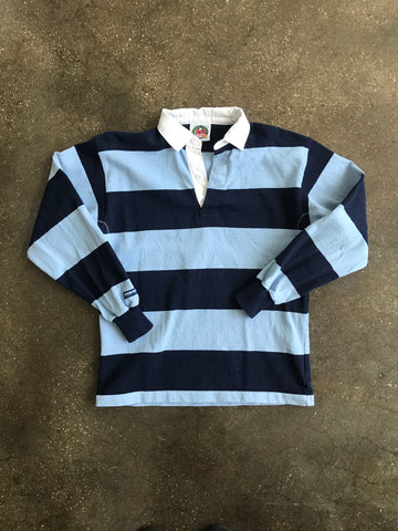 Blue Stripe Barbarian Rugby