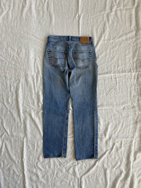 Light Wash Levi's 501 Size 30